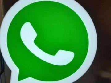 Aplikasi chatting WhatsApp memiliki fitur untuk merahasiakan pesan