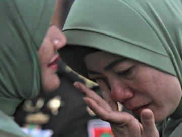 Alasan Kenapa 3 Istri TNI Berani Nyinyirin Wiranto hingga Viral di Whatsapp? Begini Pendapat Pakar