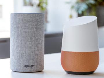 Amazon Alexa dan Google Home Rentan Disusupi Malware Suara