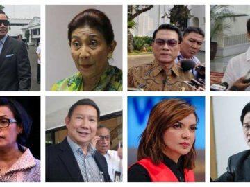Beredar di WhatsApp 81 Menteri Jokowi Jelang Pelantikan Presiden, AHY dan Susi Pudjiastuti Kemana?