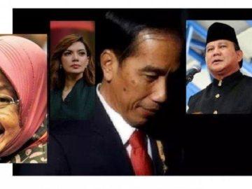 Beredar di WhatsApp! Susunan Kabinet Baru Jokowi, Ada Gus Ipul, Fadli Zon, Rieke