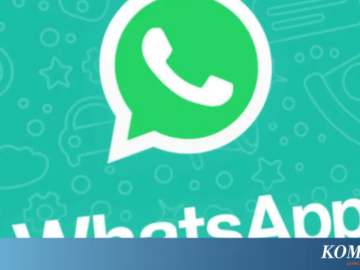 Cara Mengirim Isi Percakapan WhatsApp ke Orang Lain lewat E-mail