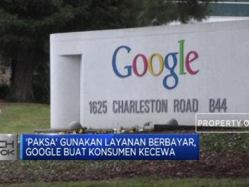 Google Batasi Kapasitas Cloud