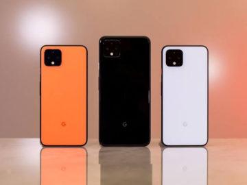 Google Pixel 4 Series Meluncur, Harga Mulai Rp 11 Jutaan