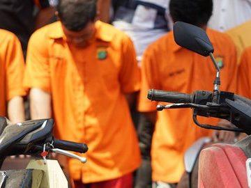 Jual Sepeda Motor di Facebook, Sindikat Pencuri Diringkus Polisi