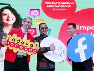 Kerjasama dengan Facebook, Indosat Ooredoo Tingkatkan Adopsi Internet Mobile di Indonesia : Okezone techno