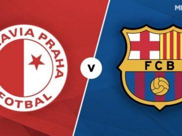 Liga Champions - Prediksi Line Up Slavia Praha vs Barcelona. Ini 2 Laga yang Disiarkan SCTV