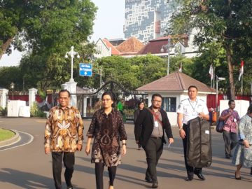 Line Up Menteri Ekonomi Jokowi yang Baru : Okezone Economy