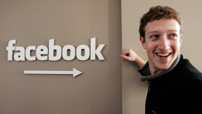 Begini Keseharian Miliarder Pendiri Facebook Mark Zuckerberg