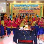 Ratusan Line Dancer Batam Pecahkan Kampoengan Party