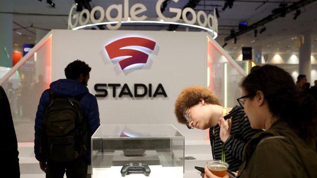 Saingan Apple Arcade, Google Stadia Meluncur 19 November