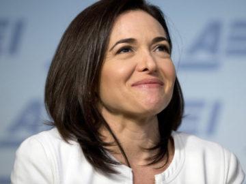 Srikandi Facebook Masuk Daftar Wanita Terkaya di Dunia