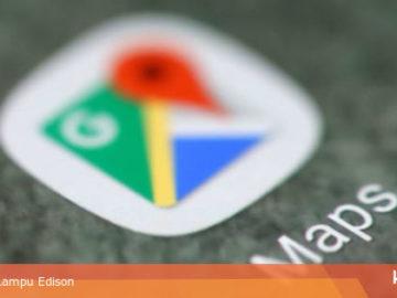Tempat-tempat Aneh yang Terekam Google Maps (1)