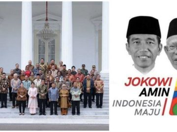 Viral di WhatsApp Calon Menteri Jokowi - Maruf Amin: Erick Thohir, Grace Natalie, Najwa Shihab, SYL