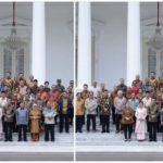 Viral di WhatsApp Calon Menteri / Susunan Kabinet Presiden Jokowi, Maruf Amin Tinggalkan Indonesia