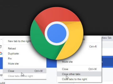 "Google Chrome 78 Bawa Kembali Fitur ""Close Other Tabs""!"