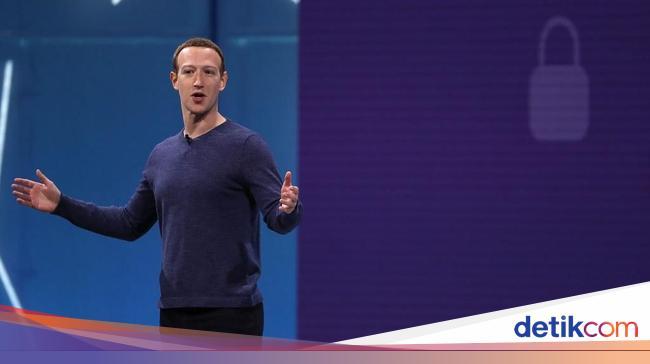 Karyawan Facebook Asal China Kecewa dengan Zuckerberg