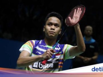 PBSI Ubah Line-Up, Anthony Masuk Skuat untuk SEA Games 2019