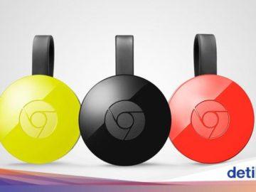 Pengguna Keluhkan Chromecast Panas Dipakai Akses Google Stadia