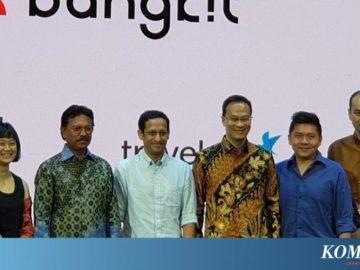 Pesan Mendikbud Nadiem dan Menkominfo Johnny untuk Google Indonesia