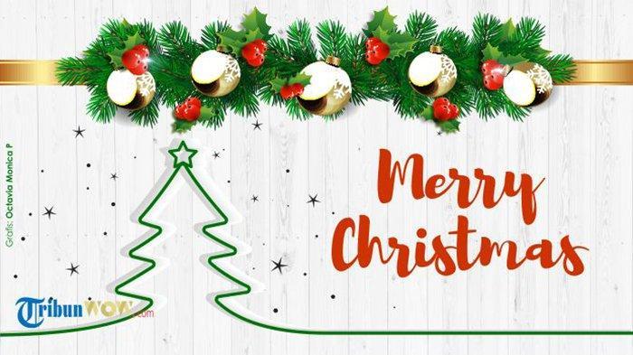 30 Ucapan Selamat Hari Natal dalam Bahasa Inggris, Pas ...