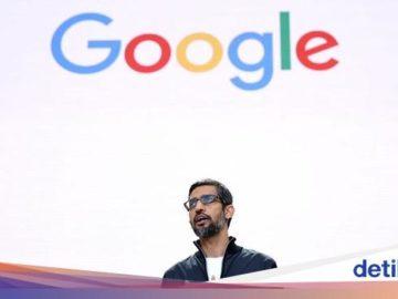 Edan, Bos Google Keturunan India Dikasih Saham Rp 3,3 Triliun