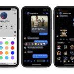 Facebook menambahkan mode gelap baru bertema Star Wars untuk aplikasi Facebook Messenger.
