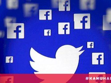 Facebook dan Twitter Basmi Akun 'Pendukung' Presiden Donald Trump