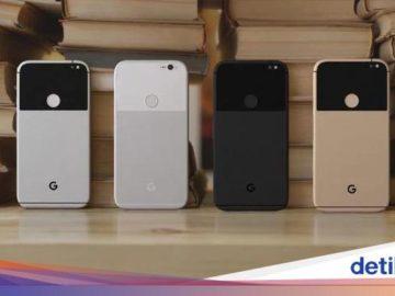 Google Pixel Tak Lagi Terima Pembaruan Android