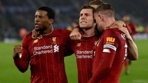 Jadwal Liga Inggris Mola Tv Malam Ini Liverpool Vs Wolves Berikut Line Up Kedua Tim Stiker Whatsapp