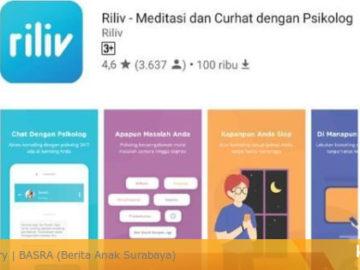 Riliv, Aplikasi Curhat dari Surabaya Raih Google Play Best Unique App