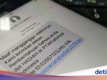 SMS Verifikasi, Cara Google Identifikasi SMS Spam yang Berbahaya
