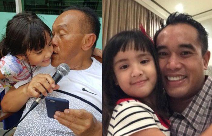 Sang Anak Sulung Kirim Pesan WhatsApp ke Kakeknya, Ardi Bakrie Beri Reaksi: Kelakuan Mikha ke Atoknya!