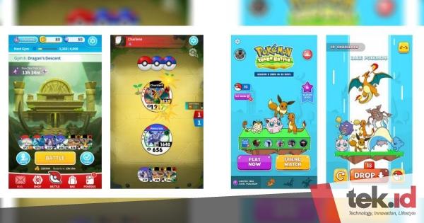 Sekarang bisa main gim Pokemon di Facebook
