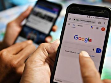 Tak Suka Google, Bos Twitter Lebih Pilih Pakai Search Engine. . .. (FOTO: Akbar Nugroho Gumay)