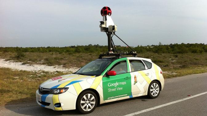 Diduga Alien hingga Hantu, Ini 10 Penampakan Misterius di Google Street View