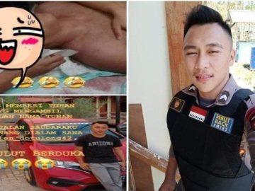 Viral di Facebook (FB), Polisi Ganteng & Kaya Tewas Tragis, Ini 7 Fakta Bripda Falen Dotulong