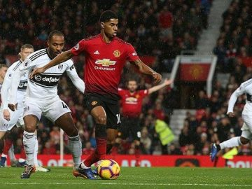 FULHAM vs MU - Prediksi Formasi Line Up & LINK Siaran Langsung Live Streaming Mola Tv Premier League